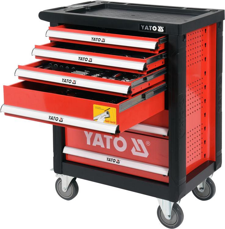 YT-55307 Szafka serwisowa z narzędziami - 185 części
