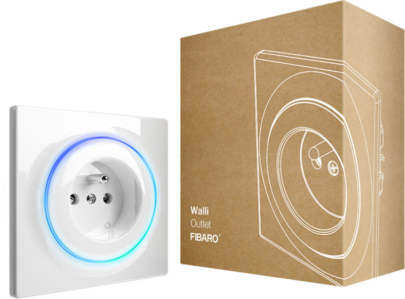 FGWOE-011 FIBARO Walli Outlet type E