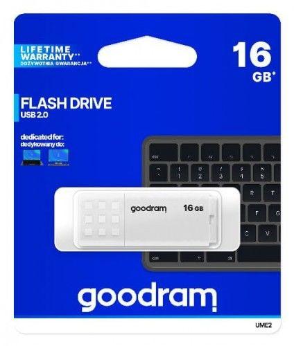 Pamięć pendrive USB 2.0 16GB UME2 White Goodram