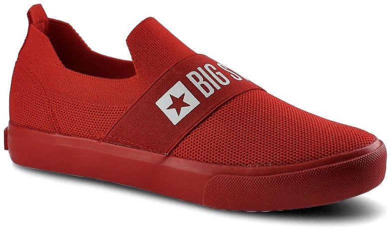 Tenisówki BIG STAR FF274220 Czerwony