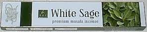 Kadzidełka Biała Szałwia Pyłkowe White Sage 15g