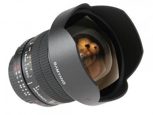Obiektyw Samyang 14 mm f/2.8 AF Canon EF