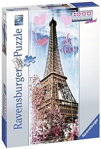 Puzzle Ravensburger 1000 - Wieża Eifla, Eiffel Tower