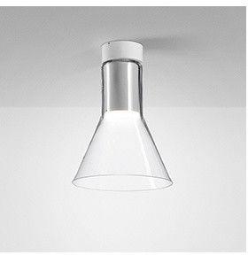 Plafon Modern Glass Flared LED 230V TP 40408 Aqform