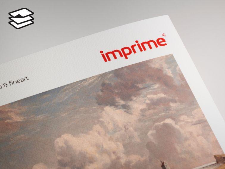 Papier IMPRIME Premium MWC310 Aquarell 310gsm - A2, 25 arkuszy (90550003720)