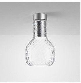 Plafon Modern Glass Barrel LED 230V TR 40419 Aqform