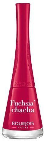 BOURJOIS Paris 1 Second lakier do paznokci 9 ml dla kobiet 11 Fuchsia chacha