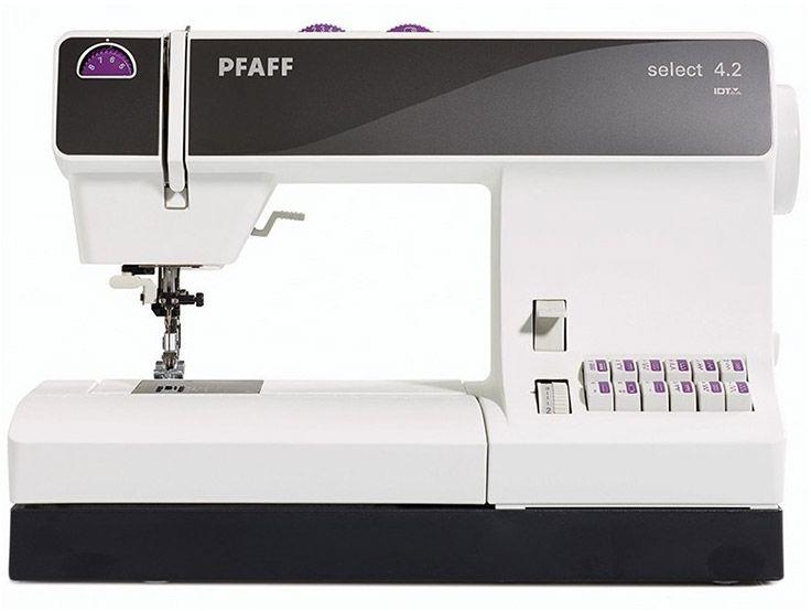Maszyna do szycia Pfaff Select 4.2 - 40 ściegów