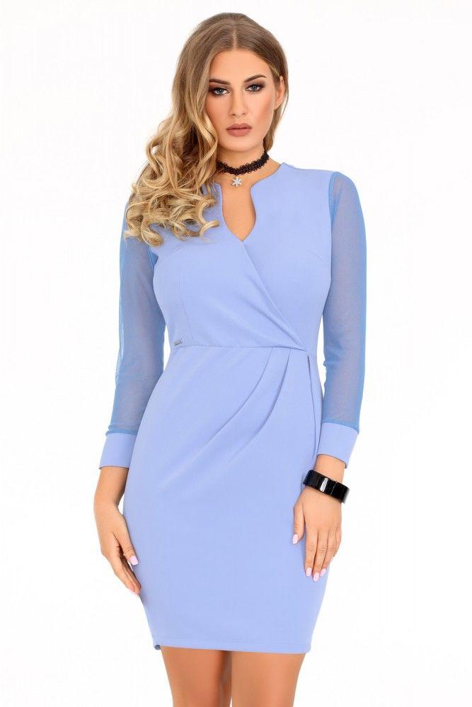 Nisamina Blue sukienka