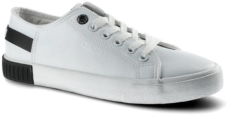 Trampki BIG STAR FF274175 Biały/Czarny