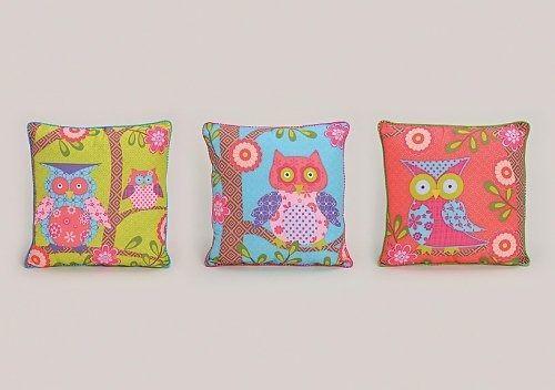 Poduszka sowa sówka owl
