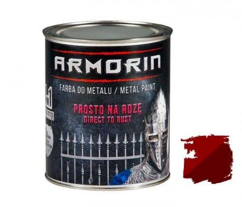 Farba antykorozyjna ARMORIN jasny brąz 0.75 l