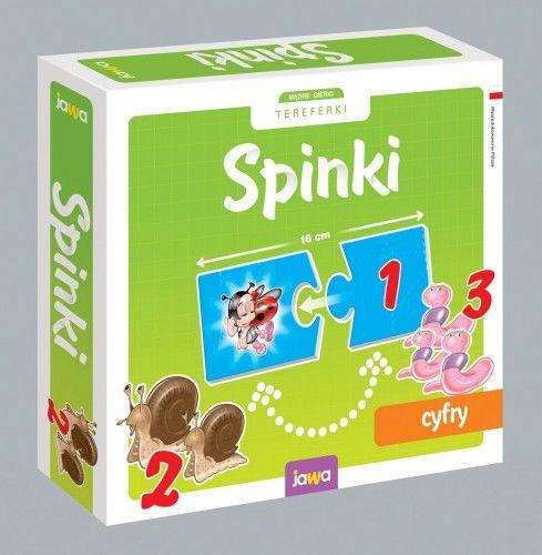 Spinki - Cyfry