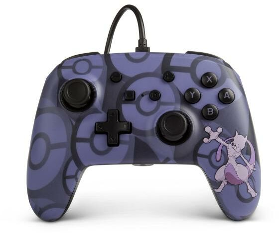 PowerA Switch Pad Pokemon Mewtwo