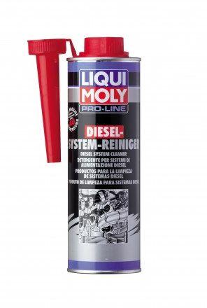 Liqui Moly Pro-Line Diesel System Reiniger - regenerator wtrysków Diesel 500ml (5156)