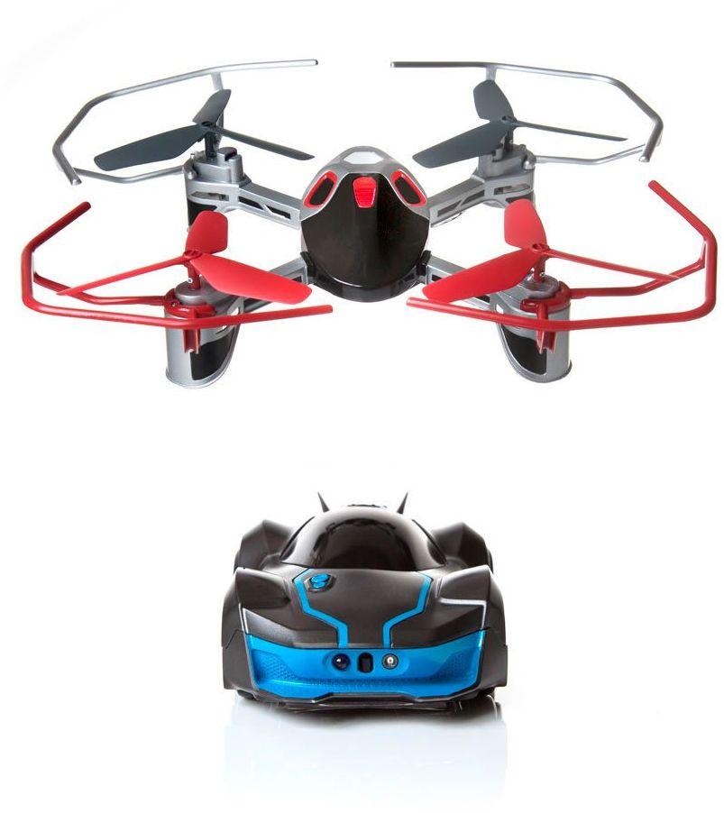 WowWee  0442  REV Air, zdalnie sterowany samochód i Quadrokopter ze sztuczną inteligencją