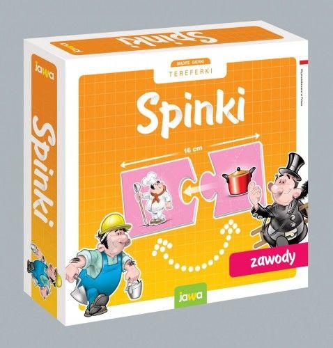 Spinki - Zawody