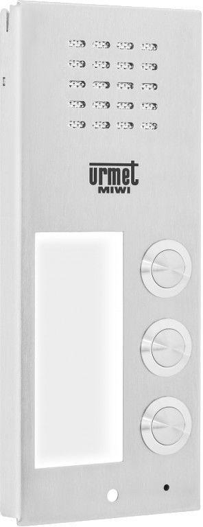 Panel wywoławczy 6025/PR3 MIWI-URMET