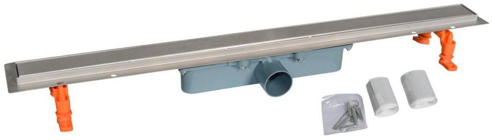 Odpływ liniowy prysznicowy DUO L500 EQUATION