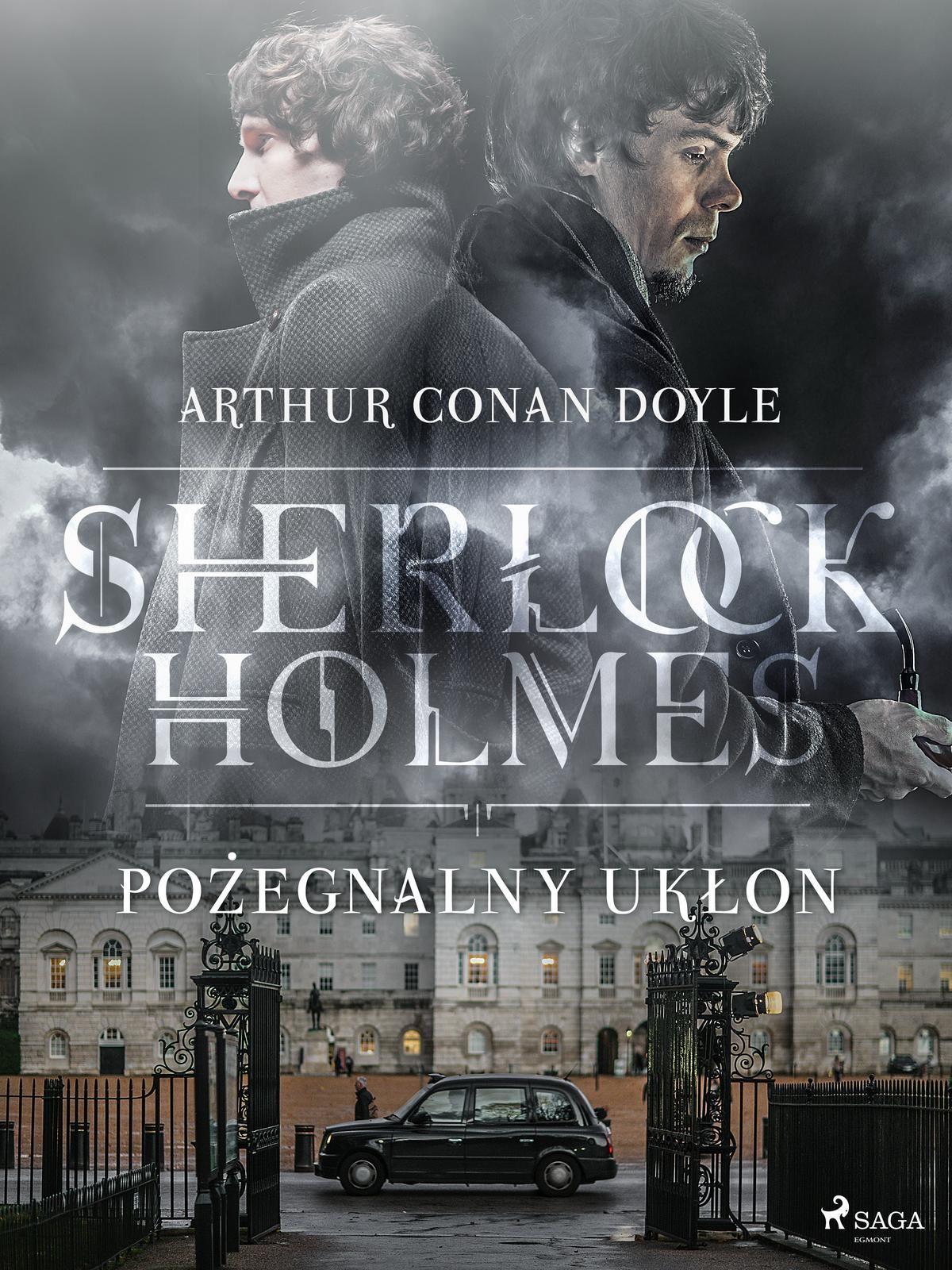 Pożegnalny ukłon - Arthur Conan Doyle - ebook