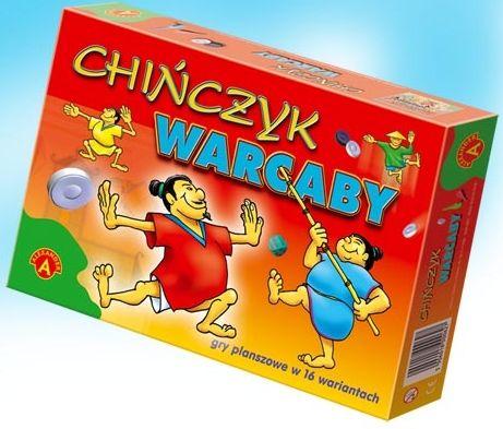 GRY ALEXANDER - CHIŃCZYK - WARCABY (0111)