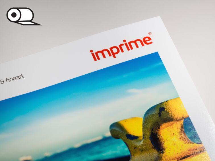 Papier w roli IMPRIME Premium SM260 Bright White 260gsm - 610mm x 5m (90238221250)