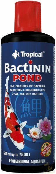 Tropical Bactinin Pond 500ml