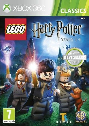 LEGO Harry Potter: Years 1-4 X360
