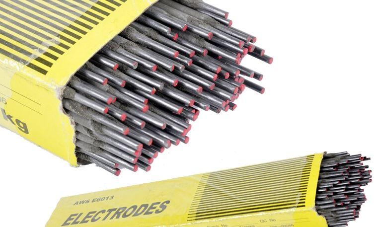 Elektrody spawalnicze 4,0mm x 400mm różowe