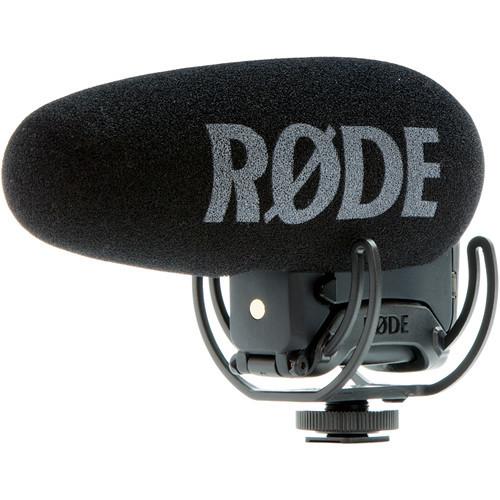 Rode VideoMic Pro+ - mikrofon do kamer / lustrzanek / rejestratorów Rode VideoMic Pro +