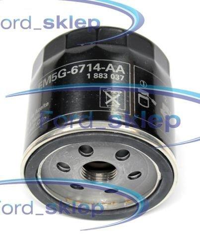 filtr oleju Ford FoMoCo - 1.25 1.4 1.5 1.6 benzyna  1883037