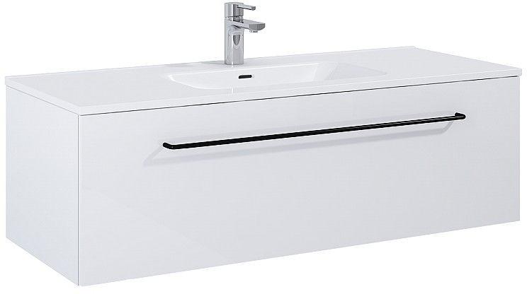 Szafka pod umywalkę 120 Futuris White Elita (166934)