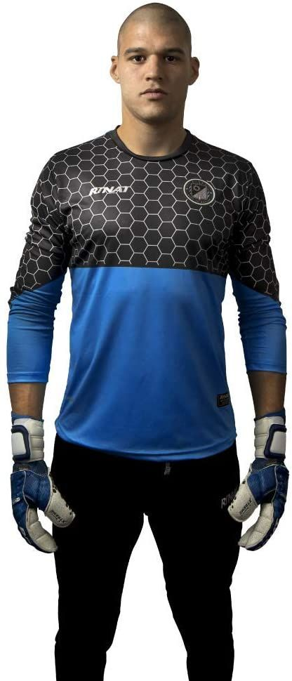 Rinat męska koszulka Lajud koszulka bramkarza Turquoise/Oxford AM