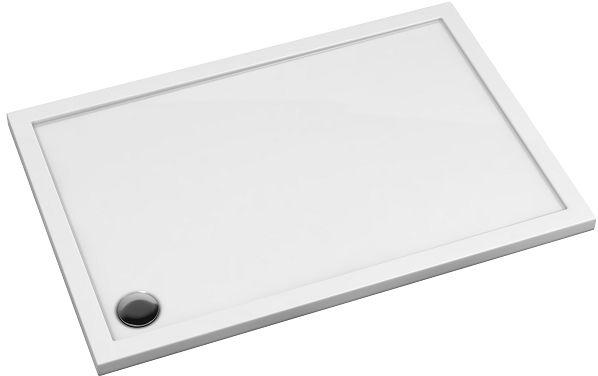Omnires Merton brodzik akrylowy prostokątny 70x140 cm Merton70/140/P