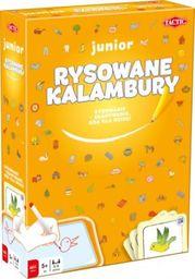 Junior, Rysowane Kalambury ZAKŁADKA DO KSIĄŻEK GRATIS DO KAŻDEGO ZAMÓWIENIA