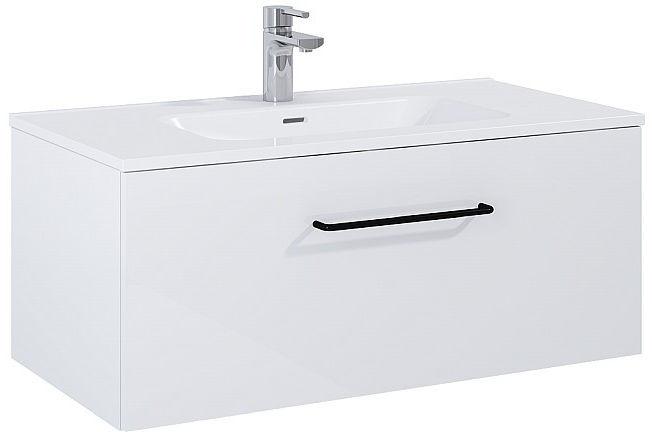 Szafka pod umywalkę 90 Futuris White Elita (166933)