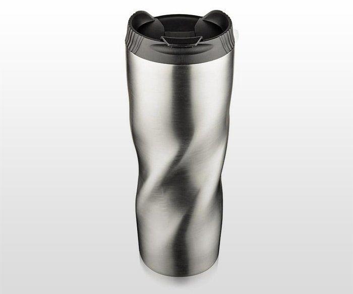 Kubek termiczny 500 ml TURNI (stalowy)