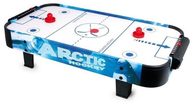 Stół do gry Air Hockey Arctic 9878- Small Foot, gry zręcznościowe w cymbergaj