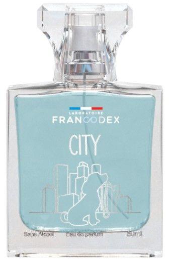 Francodex Perfumy City 50ml - zapach unisex