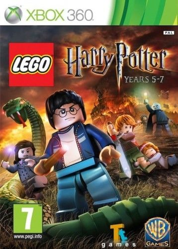 LEGO Harry Potter: Lata 5-7 X360