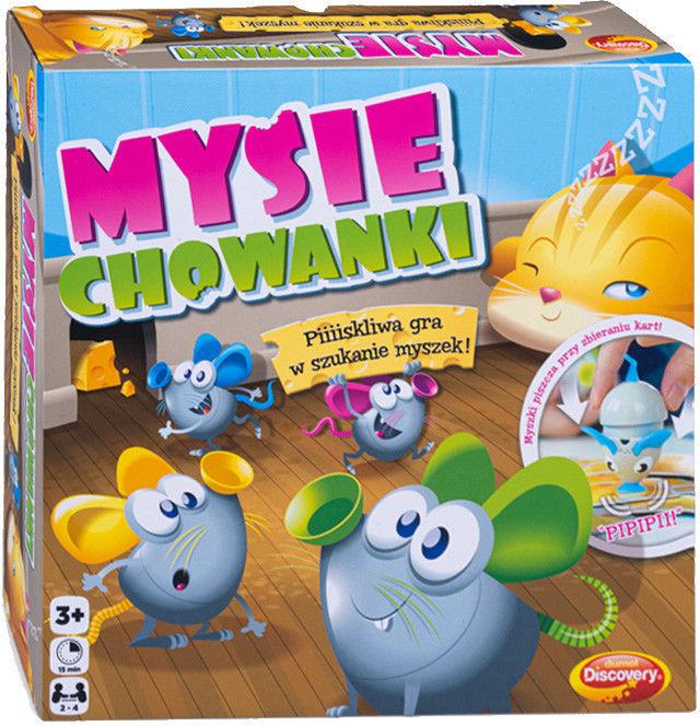 Dumel - Gra Mysie Chowanki 40335
