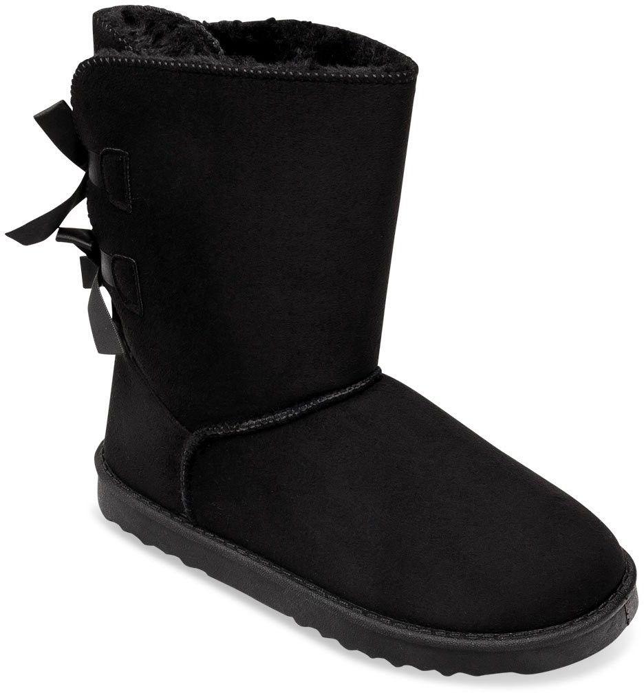 Śniegowce damskie Super Mode 2308 Czarne