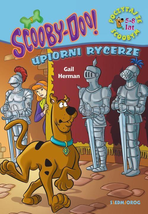 Scooby-Doo! Upiorni rycerze. Poczytaj ze Scoobym - Gail Herman - ebook