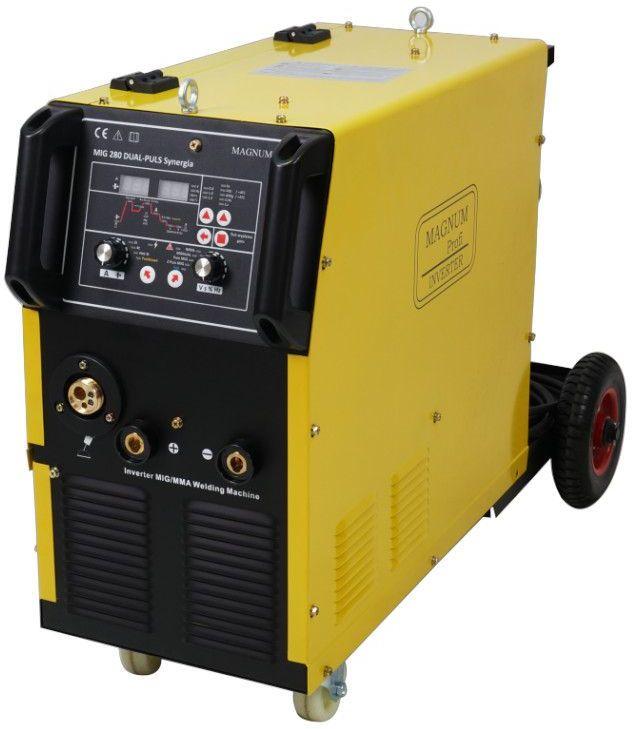 Półautomat spawalniczy Magnum MIG 280 Dual Puls Synergia
