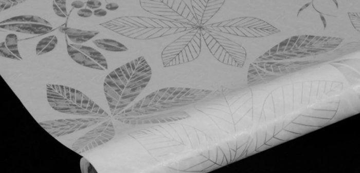 Statyczna folia okienna 90x150 jesienne liście