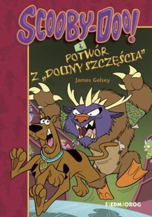 Scooby-Doo! i potwór z Doliny Szczęścia - James Gelsey - ebook