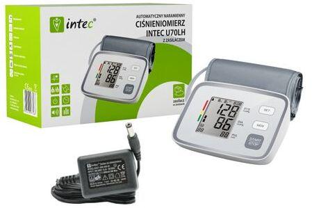 Ciśnieniomierz automatyczny Intec U70LH gratis zasilacz