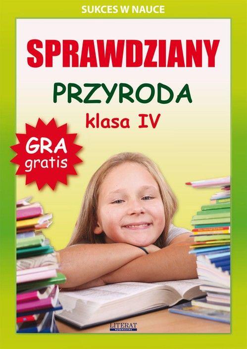 Sprawdziany. Przyroda. Klasa IV - Grzegorz Wrocławski - ebook