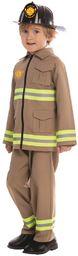 Dress Up America Dziecięcy kostium strażaka KJ