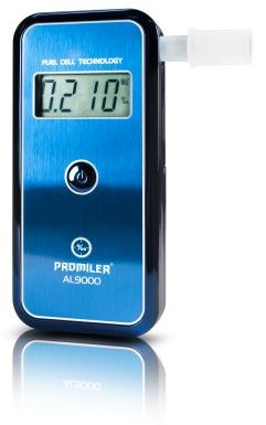 Alkomat AL 9000 - GWARANCJA 5 LAT + Kalibracja bez Limitu 24 miesiące + ustniki gratis